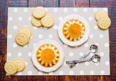 Flan de leche condensada (Corazn de Caramelo) Tags: food cakes postres pie recipe blog cookie comida pudding desserts sweets recetas reposteria tartas corazndecaramelo leicasummilux50mmf14preasphtype3