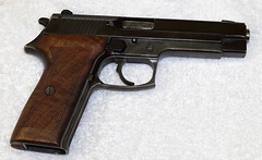 Bernardelli P018 9mm (4) (Rezz Guns (AZ GUNS-R-US)) Tags: gun winchester browning firearm firearms zastava saiga longgun