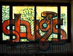 graffiti utrecht (wojofoto) Tags: holland abandoned graffiti utrecht factory nederland netherland slugs maarssen wolfgangjosten wojofoto