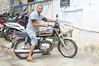 Yamaha RX 135 (ramkumar999) Tags: india 50mm nikon motorcycle nikkor f18 d40