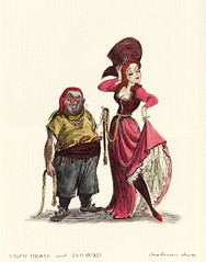 Stupid Pirate and Redhead (Tom Simpson) Tags: illustration vintage disneyland pirates disney redhead pirate 1960s pinup piratesofthecaribbean wench pinupart conceptart marcdavis imagineer vintagedisney wewantstheredhead