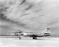 Lockheed XF-104 53-7786 5Mar54 [mfr AH2467 via RJF] (San Diego Air & Space Museum Archives) Tags: lockheedstarfighter xf104 aircraft 537786 aviation airplane militaryaviation prototype unitedstatesairforce usairforce usaf lockheed lockheedf104starfighter lockheedf104 f104starfighter f104 starfighter lockheedxf104starfighter lockheedxf104 xf104starfighter wrightj65 j65 armstrongsiddeleysapphire sapphireengine sapphire