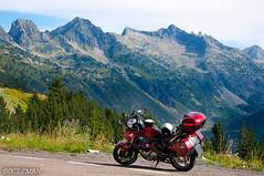 En el Puerto de La Bonaigua (DOCESMAN) Tags: bike honda puerto moto motorcycle motor col mountainpass deauville motorrad motorcykel moottoripyörä baqueiraberet motocykel motorkerékpár nt700v ntv700 docesman mototsikl danidoces banaigua