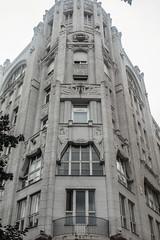 20160919 Budapest, Hungary 03559 (R H Kamen) Tags: budapest easterneurope hungary architecture artdeco artnouvearu buildingexterior builtstructure corner rhkamen