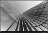 La Défense (François Leroy) Tags: françoisleroy france paris défense puteaux hauts seine architecture batiment tour geometrie lignes perspectives courbes noiretblanc blackandwhite