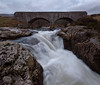 Troubled Waters ([ Jaso ]) Tags: highlands scotland d750 nikon sutherland uk landscape bridge water longexposure waterfall rocks arch outdoor 1635