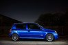 Clio 172 Cup (MattSmithh) Tags: clio 172 cup renault sport french automotive light painting corbeau speedline 182 csoc cliosportnet