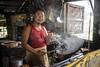 cook (kuuan) Tags: manualfocus mf ltm m39 canon rangefinder f2 35mm 235 f235mm canonltmf235mm ilce7 alphaa7 a7 myanmar mawlamyine mawlamyaing moulmein hpaan cook wok portrait
