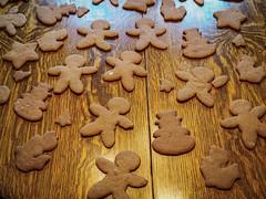 The Naked Truth about the Gingerbread Man (raddad! aka Randy Knauf) Tags: raddad6735212 raddad randyknauf raddad4114 randy knauf gingerbreadman gingerbread gingerbreadmen chirstmastradition hickory hickorynorthcarolina family