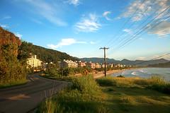 Going Down (Klauss Egon) Tags: ubatuba canon brasil brazil beach sunrise praia sol nascente nascendo sun agua mar areia