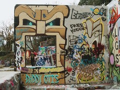 2016-12-24 11.48.25 2 (Jayme Rose Photography) Tags: austin texas graffiti wall graffitiwall spray paint spraypaint streetphotography street photoraphy canonm3 vsco vscocam portrait art artists atx keepaustinweird colorful nature outdoors instax