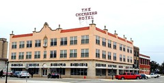 The Chickasha Hotel in Chickasha, Oklahoma (kevinellison62) Tags: chickashahotel architecture building oldbuilding chickasha oklahoma