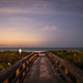 Path to the beach - Sanibel, United States - Astrophotography