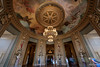 Garnier Opera, Paris (Abhi_arch2001) Tags: opera house garnier paris france lobby architecture ornament interior gold golden chandelier grand ornate ceiling painting art craft