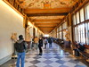 Galleria degli Uffizi 12/29/2016 (erintheredmc) Tags: europe italy switzerland iphone 6s panasonic lumix dmczs60 vacation holiday christmas winter break 2016 uffizi gallery art museum florence firenze italia tuscany michelangelo renaissance raphael botticelli