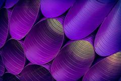 Purple tubes (beune casta) Tags: abstract minimalist minimalism porto oporto portugal beune beunephotography purple blue weird strange streetart travel tourism iberico