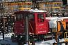 SBB Infrastruktur Traktor Tm  232 314 - 5 ( Umbau aus Tm IV 9678 - Hersteller SLM Nr. 5085 - Dieseltraktor Rangiertraktor ) im Winter mit Schnee beim SBB Bahntechnik Center Hägendorf (BTC)  im Kanton Solothurn der Schweiz (chrchr_75) Tags: albumzzz201701januar christoph hurni chriguhurni chrchr75 chriguhurnibluemailch januar 2017 albumbahnenderschweiz201716 albumbahnenderschweiz schweizer bahnen eisenbahn bahn schweiz suisse switzerland svizzera suissa swiss rangiertraktor traktor dieseltraktor sbb cff ffs 232 tm iv