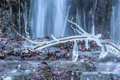 Grüner See-4298.jpg (Darklight-Photo) Tags: grünersee wasserfall winter langzeitbelichtung eis rödinghausen deutschland