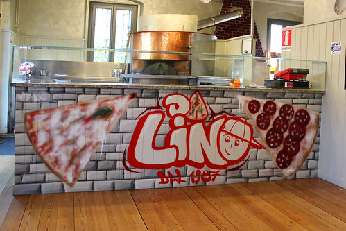 'Pizzeria da Lino' by WIZ ART