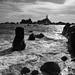 Corbiere Lighthouse Seascape