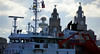 Ships of the Mersey - Bow Balearia (sab89) Tags: sea water port liverpool docks manchester canal ship ships terminal cargo estuary birkenhead bow oil tug shipping tugs carrier mersey tanker chemical wirral bulk runcorn seaforth balearia stanlow