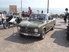 Alfa Romeo Giulia Super (316Forever) Tags: super alfa romeo anc alfaromeo chiavari carabinieri giulia raduno tigullio storica associazionenazionalecarabinieri