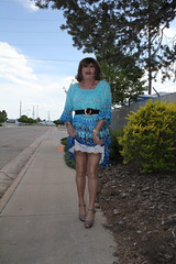 new64663-IMG_2809t (Misscherieamor) Tags: tv feminine cd tgirl transgender mature sissy tranny transvestite crossdress ts gurl tg travestis prettydress travesti travestie m2f stockingtops xdresser tgurl showingslip