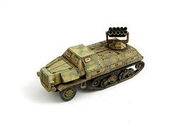 IMG_8167 (Troop of Shewe) Tags: 156 maultier 15cm warlordgames troopofshewe sdkfz41 panzerwerfer42