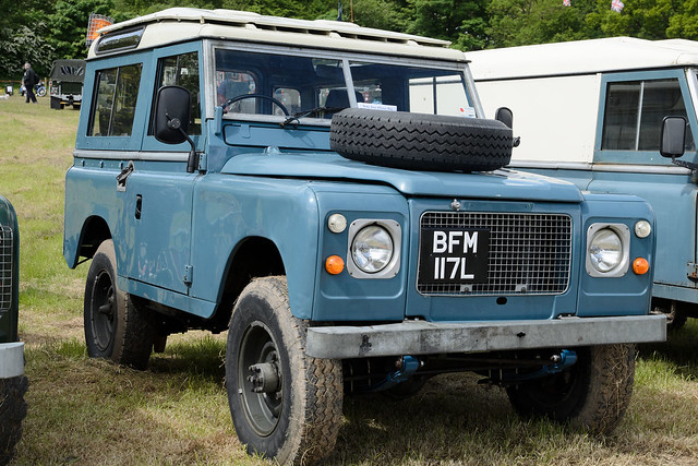 Land Rover Series III SWB (1972)