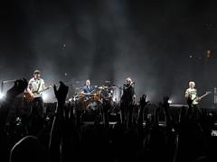 U2 in Denver on the iNNOCENCE + eXPERIENCE Tour (fairangels) Tags: u2 denver innocenceexperience nikonp7800 u2ietour u2ietour