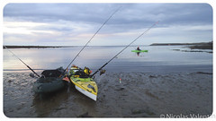 Beach Start (Nicolas Valentin) Tags: sea sky freedom scotland fishing scenery aqua kayak alba scenic s adventure kayaking kayakfishing aplusphoto kayakscotland kayakfishingscotland