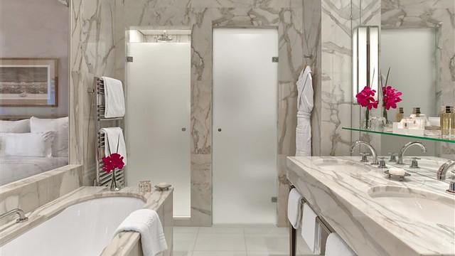 プラザ アテネのオススメポイント:バスルーム