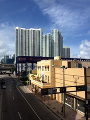 Another summer day in Miami #miami #iphoneography #downtown (Bruno Abreu) Tags: downtown miami iphoneography