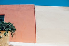 (Chaoqi Xu) Tags: street city travel shadow summer people urban white black sunshine architecture canon photography eos photo amazing europa europe strada foto estate ombra athens greece grecia urbano fotografia   acropolis   bianco nero viaggio architettura  xu citt   2014         atene    600d    chaoqi