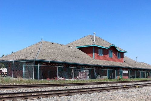 Canadian Pacific Railway Station (Wetaskiwin, Alberta)