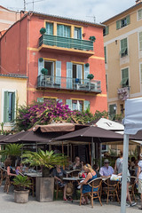 La Cte d'Azur (Iustin Ouatu) Tags: world life city people france architecture la nikon shot terrace cte explore instant moment discover dazur socialise d3200 nikontop discoveron