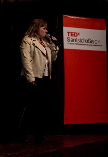 María Angélica Tamone - Oradora