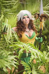 The Savage Lands (Ngo_Photography) Tags: comics costume san comic cosplay diego xmen convention hero land tropical mutant heroes rogue marvel universe con savage sdcc 2015 cosplaying sdcc2015