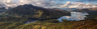 Loch Katrine & Ben Venue, Trossachs, Scotland