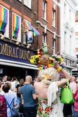 Soho - London (Pat Meagher) Tags: street travel soho streetphotography documentary pride gaypride pridelondon patmeagher paddym01 pride2015