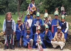 Pame Xi ui Dance Group Mexico (Ilhuicamina) Tags: mexico dancers fiestas mexican masks danzantes pame sanluispotosi tancanhuitz indigenouspeopleofmexico