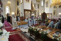 129. The Commemoration of the Svyatogorsk icon of the Mother of God / Празднование Святогорской иконы Божией Матери