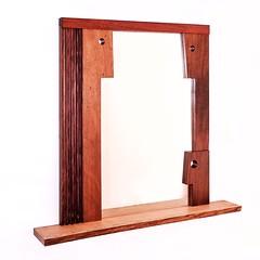 Wooden mirror/mantelpiece (Justin Barrie Kelly) Tags: wood abstract mirror design woodwork wooden oak furniture handmade modernism craft heads abstraction figures interiordesign handycraft anthropomorphic teak mantelpiece decorativeart jbkelly justinbkelly justinbarriekelly