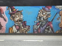 Bristol street art (DJLeekee) Tags: streetart art bristol graffiti graf bedminster southville 2015 sepr