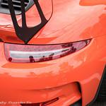 911 GT3RS in Lava Orange thumbnail