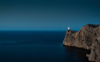 Blue hour Cap Formentor