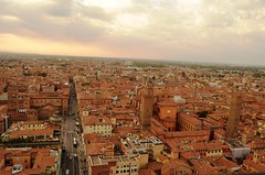 Flying over Bologna III by Pedro Nuno Caetano, on Flickr