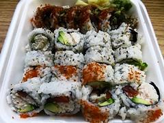 BC Combo (knightbefore_99) Tags: japan japanese sushi raw fish rice seafood tasty delicious sushiyoi bccombo roll bcroll californiaroll alaskaroll west coast burnaby