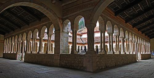 Follina monastery