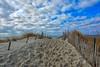 Over the hill & into the...... (craigdrezek9) Tags: beach sky sand nikon d7100 watchhill rhodeisland nikon1424f28 nice calming